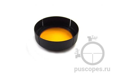 Желтый светофильтр для прицелов Пилад, 41 мм