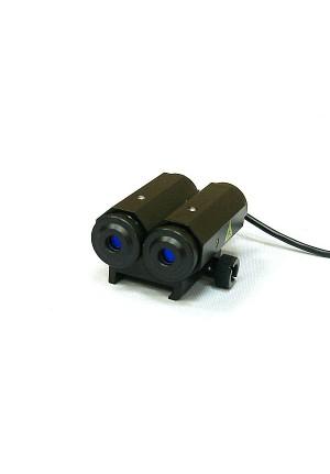 Двухканальный (ИК, К) Лазерный Целеуказатель