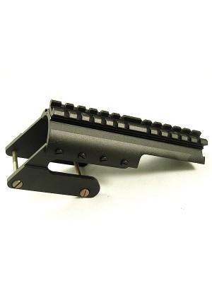 Кронштейн МР-153 с планкой Weaver