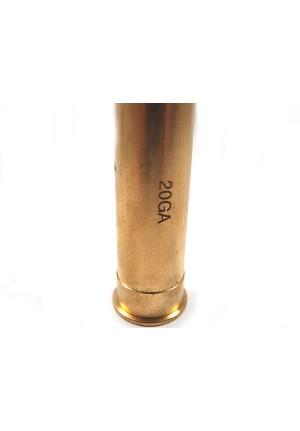 Лазерный патрон для пристрелки (бор-сайтер) под 20-й калибр